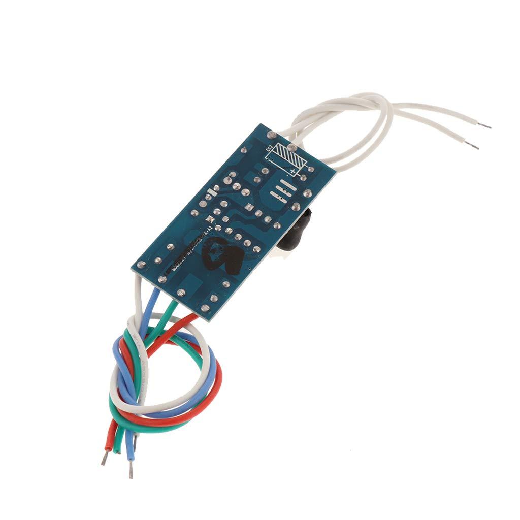 Almencla AC 12V 3 9W RGB Eingebautes LED Netzteil Zur Stromversorgung Gradientenantrieb