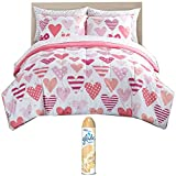 Mainstays Kids Sweet Hearts 7-Piece FULL Size Bed Review and Comparison