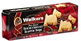Walkers Shortbread Shortbread Scottie Dogs, 3.9-oz. (Count of 6)