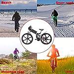 Leifeng-Tower-Alta-velocita-26-Elettrico-Pieghevole-Mountain-Bike-Bici-elettrica-350W-con-48V-8Ah-13Ah-20AH-agli-ioni-di-Litio-Sospensione-Premium-Full-E-21-velocita-Gears-Color-13ah