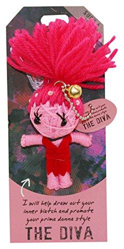 Watchover Voodoo Diva Good Luck (Charm Voodoo Dolls)