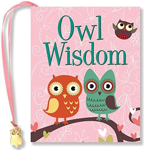 Owl Wisdom (Mini Quotations Book)