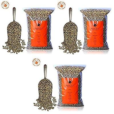 5 LBS, Costa Rica Tarrazu Green Unroasted Coffee Beans, 100% Arabica Beans, Direct Trade