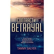 Contract of Betrayal: Spectras Arise Trilogy, Book 2