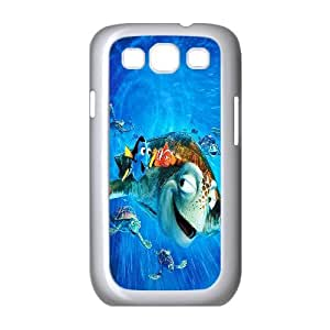 FOR Samsung Galaxy S3 -(DXJ PHONE CASE)-Keep Smile - Finding Nemo-PATTERN 6