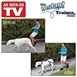 Easy To Use No More Pulling Instant Trainer Dog Leash As Seen On TV, My Pet Supplies