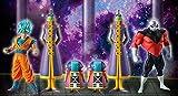 Bandai HG Dragon Ball Super Space Survival Set
