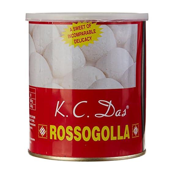 KC Das Rossogolla (20 Pieces), 900g