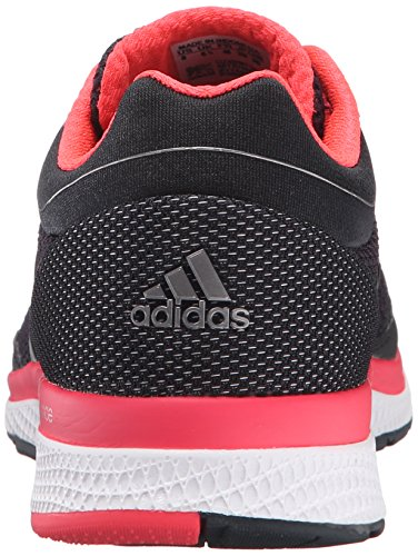 Adidas Performance Donna Mana Rc Rimbalzo W Scarpa Da Corsa Nero / Neo Ferro Metallizzato F11 / Shock Rosso S16