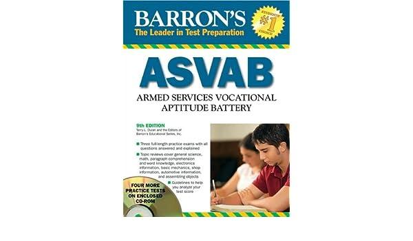 ASVAB, 9th Edition