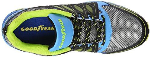 Goodyear GYSHU1503 - Zapatillas de seguridad para hombre Multicolor