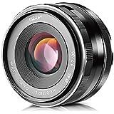 MEKE Meike 35mm f/1.7 Large Aperture Manual Focus APS-C Lens For Fujifilm X Mount Mirrorless Camera X-H1 X-Pro2 X-E3 X-T1 X-T2 X-T10 X-T20 X-A2 X-E2 X-E2s X-E1 X30 X70 X-M1 X-A1 XPro1,etc