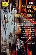 Wagner: Der Ring Des Nibelungen [Blu-ray]  Directed by The Metropolitan Opera