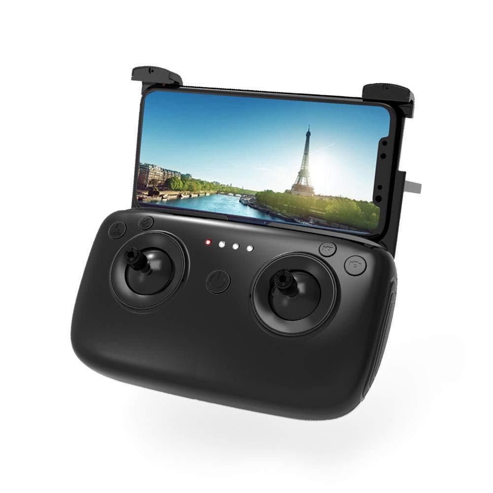 HuaMore SG900-S Pliable Quadricopt/ère 2.4G Cam/éra HD 1080p WiFi FPV GPS Fixe Point Drone