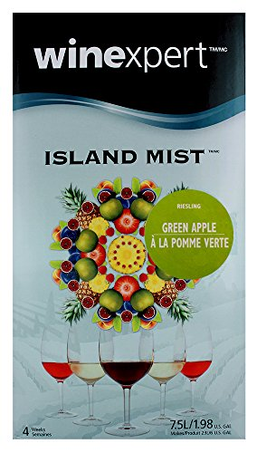 (Island Mist Green Apple Riesling)