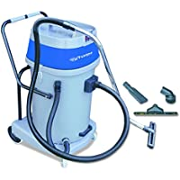 Mercury Floor Machine WVP-20 Storm Wet and Dry Vaccum, 17 Diameter, 36 Length