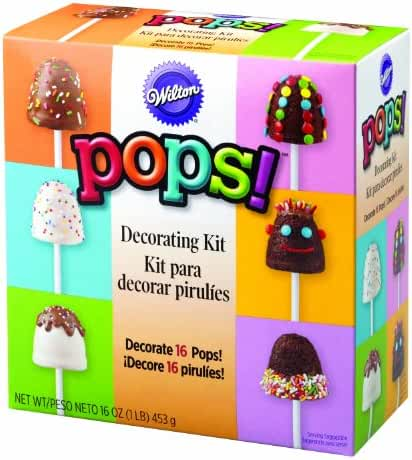 Wilton 2104-2174 POPS Decorating Kit