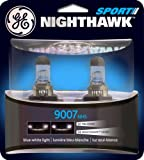 GE 9007NHS/BP2 Nighthawk SPORT Automotive Replacement Bulbs, Pack of 2