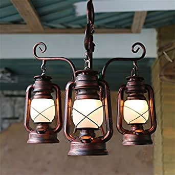 GAO LGDT American country chandeliers, personalized chandeliers 107CM 45CM