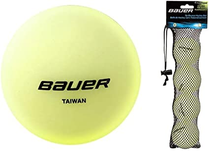 Bauer Hockey Ball warm