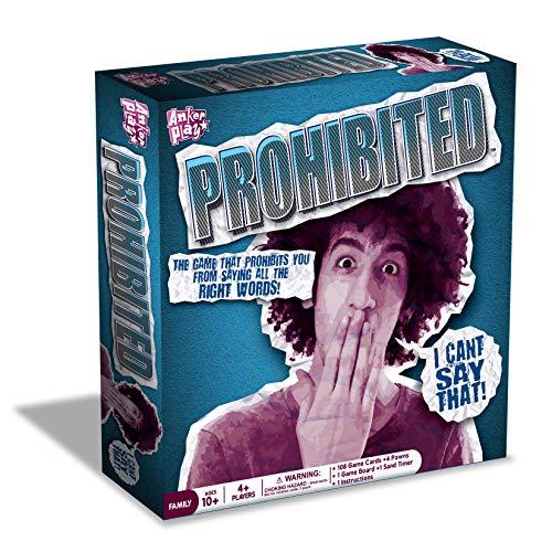 禁止されたボードゲーム。の商品画像