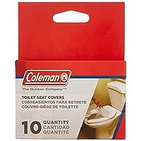 Fundas para asientos de inodoro Coleman