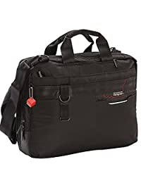 Hedgren Brook Business Bag, Men's, One Size (Black)