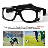 Flantor Outdoor Sports Goggles Over Glasses, Anti