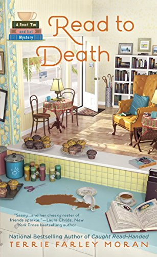 Read to Death (Read Em and Eat Mystery Book 3)