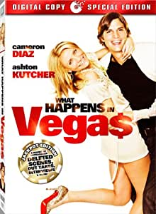 NEW What Happens In Vegas (DVD)