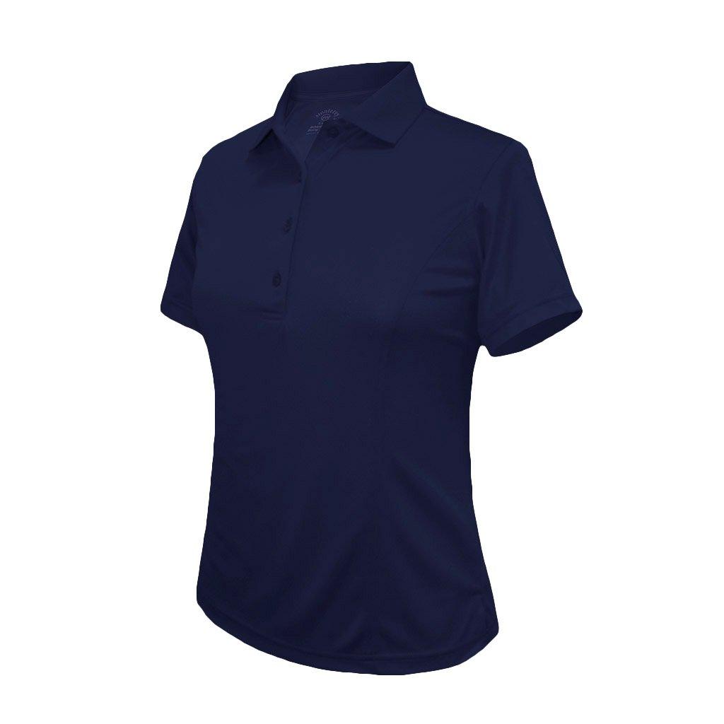 Monterey Club Dryスイング中重量ピケソリッドシャツ# 2360 Medium ネイビー B077H4NMGC