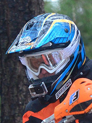 PROSHOT Helmet cam mounting System (Black)