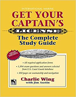 Get your captains license 5th charlie wing 9780071848374 amazon get your captains license 5th charlie wing 9780071848374 amazon books fandeluxe Images