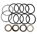 G34594 Dipper Swing Stabilizer Cylinder Seal Kit For Case Backhoe Loader 580CK