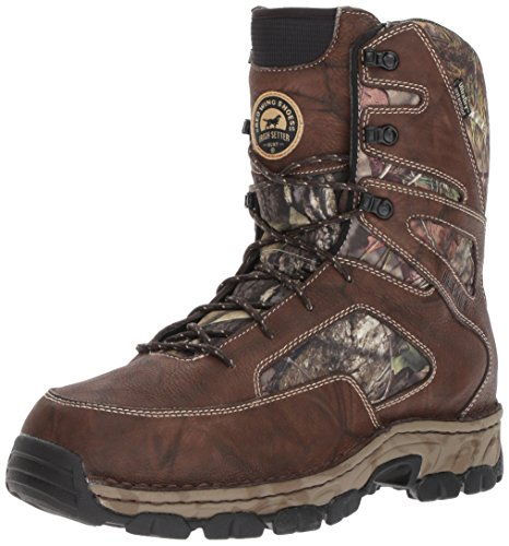 Irish Setter Men's Havoc XT-837 Hunting Shoes, Mossy Oak Camoflage, 14 2E US