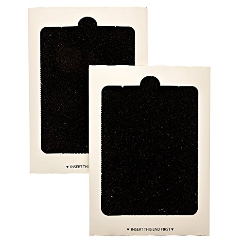 2 Frigidaire Pure Air Ultra Refrigerator Air Filters, Also Fits Electrolux, Compare to Part # EAFCBF PAULTRA 242061001 241754001, Designed & Engineere