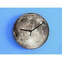 Full Moon - Wall Clock