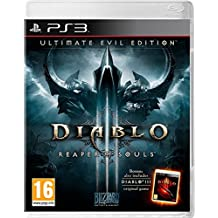 Diablo III: Reaper of Souls - Ultimate Evil Edition (PS3) UK IMPORT VERSION