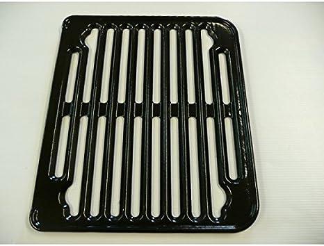 Rejilla de repuesto para cocina de hierro fundido esmaltado para barbacoa Campingaz 2 Classic Exs Vario.