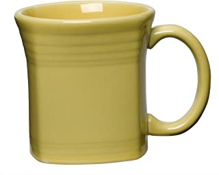 product image for Fiesta 13-Ounce Square Mug, Sunflower