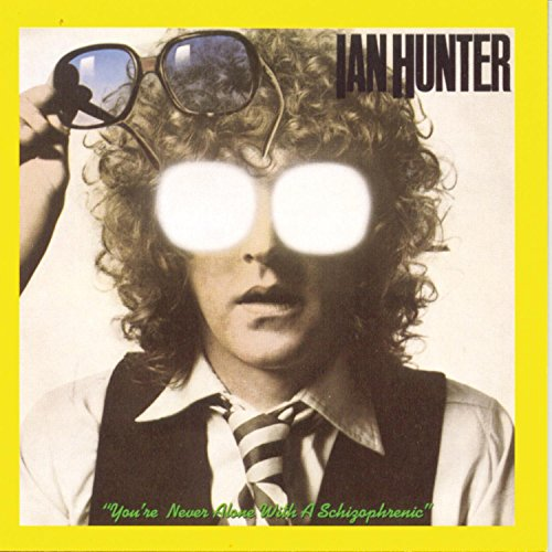Ian Hunter - Orig 45 Chrysalis 2352 - Zortam Music