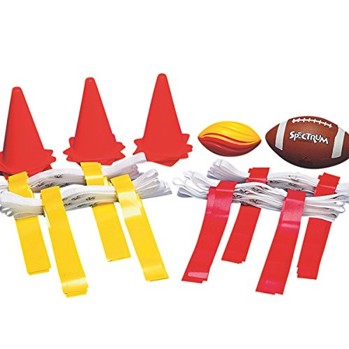 (S&S Worldwide Flag Football Easy Pack)