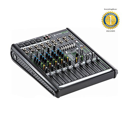 8 interface mixer mackie - 4