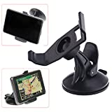 garmin nuvi mounting bracket - HDE Garmin Nuvi 200 Series GPS Windshield Ball & Socket Suction Cup Mount & Bracket Unit Holster Bundle