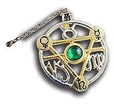 Briar Elemental Earth Talisman and Card Charm Pendant Amulet