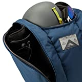 High Sierra Trapezoid Ski Boot Bag Backpack with