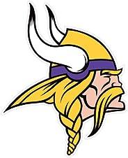 Siskiyou Sports NFL Minnesota Vikings 8-Inch Logo Magnet