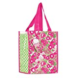 Lilly Pulitzer Insulated Market Tote - Garden by the Sea