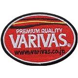 VARIVAS(バリバス) エンブレム楕円VAAC-14レッド