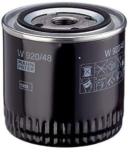 Mann-Filter W 920/48 Filtro de Aceite